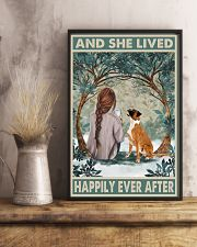 Boxer Happily Ever After 11x17 Poster lifestyle-poster-3