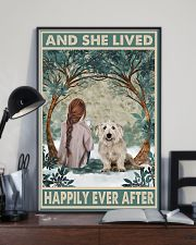 Glen terrier Happily Ever After 11x17 Poster lifestyle-poster-2