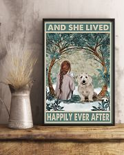 Glen terrier Happily Ever After 11x17 Poster lifestyle-poster-3