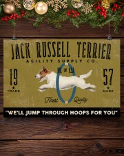 jack russell agility supply 24x16 Poster aos-poster-landscape-24x16-lifestyle-28