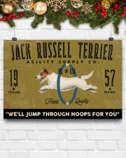 jack russell agility supply 24x16 Poster aos-poster-landscape-24x16-lifestyle-29