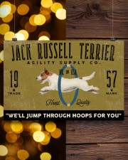 jack russell agility supply 24x16 Poster aos-poster-landscape-24x16-lifestyle-30