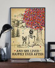 Yorkshire She Lived Happily 11x17 Poster lifestyle-poster-2