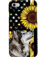 Alaskan Malamute sunshine pcase Phone Case i-phone-8-case