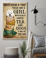 Westie Once Upon A Time 11x17 Poster lifestyle-poster-1