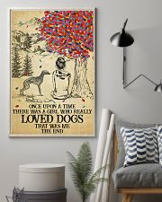 Italian Greyhound Once Upon A Time 11x17 Poster lifestyle-poster-1
