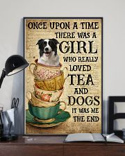 Border Collie Once Upon A Time 11x17 Poster lifestyle-poster-2