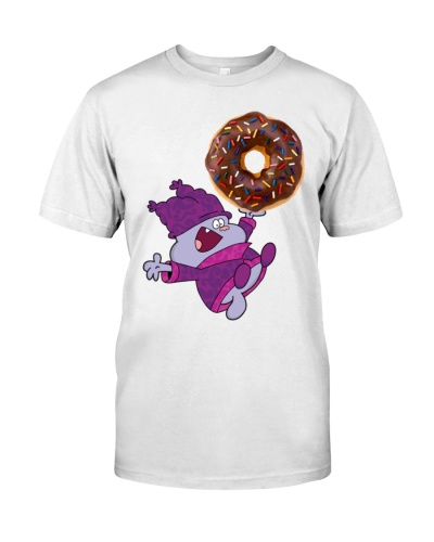 Chowder and The Giant Donut