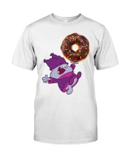 Chowder and The Giant Donut Classic T-Shirt front