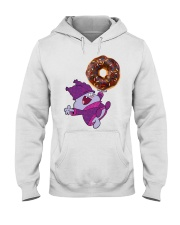 Chowder and The Giant Donut Hooded Sweatshirt thumbnail