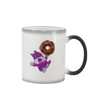 Chowder and The Giant Donut Color Changing Mug thumbnail