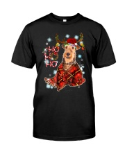 I Love Airedale Terrier Classic T-Shirt thumbnail