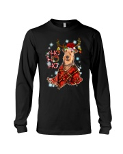I Love Airedale Terrier Long Sleeve Tee thumbnail