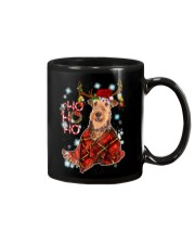I Love Airedale Terrier Mug tile
