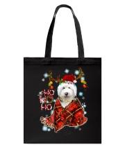 I Love Old English Sheepdog Tote Bag thumbnail