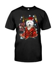 I Love Old English Sheepdog Classic T-Shirt thumbnail