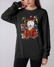 I Love Old English Sheepdog Long Sleeve Tee apparel-long-sleeve-tee-lifestyle-front-19