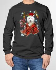 I Love Old English Sheepdog Long Sleeve Tee garment-tshirt-longsleeve-front-01