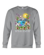 Berger Blanc Suisse Love Crewneck Sweatshirt thumbnail