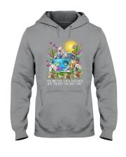 Berger Blanc Suisse Love Hooded Sweatshirt thumbnail