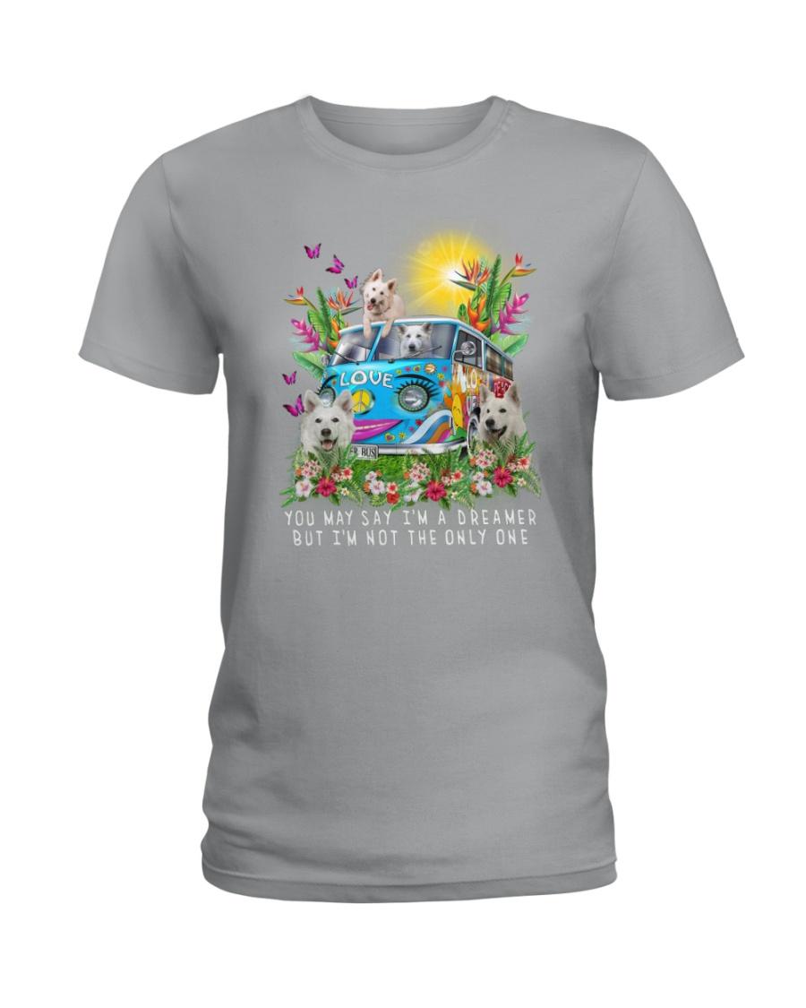 Berger Blanc Suisse Love Ladies T-Shirt