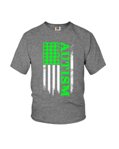 Autism Awareness Patrick' Day T-shirt