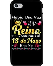 Reina 13 de Mayo Phone Case thumbnail