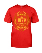 o1-72 Classic T-Shirt front