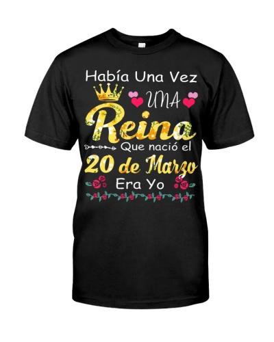 Reina 20 de Marzo