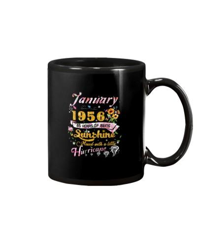 Gold January 1956