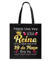 Reina 19 de Mayo Tote Bag thumbnail
