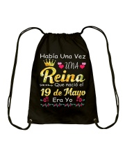 Reina 19 de Mayo Drawstring Bag thumbnail