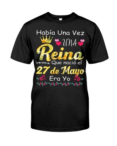 Reina 27 de Mayo