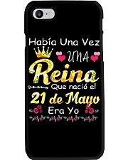 Reina 21 de Mayo Phone Case thumbnail