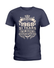 February 1968 Ladies T-Shirt thumbnail