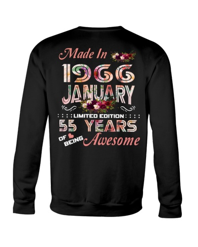 Made in January 1966 Awesome