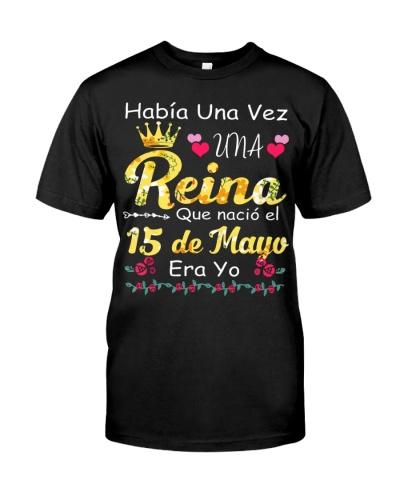 Reina 15 de Mayo