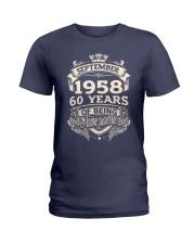 M9-58 Ladies T-Shirt front