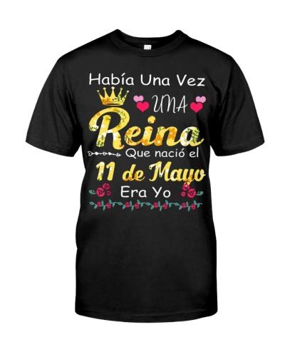 Reina 11 de Mayo