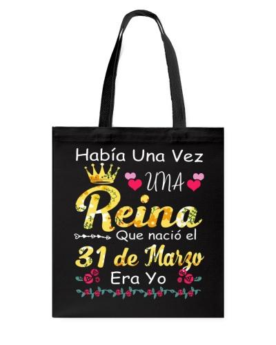 Reina 31 de Marzo