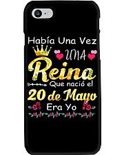 Reina 20 de Mayo Phone Case thumbnail