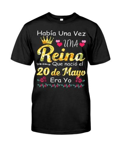 Reina 20 de Mayo