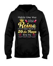 Reina 20 de Mayo Hooded Sweatshirt thumbnail