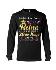 Reina 20 de Mayo Long Sleeve Tee thumbnail