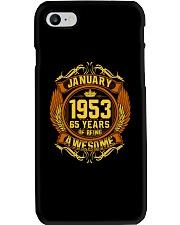 O1-53 Phone Case thumbnail
