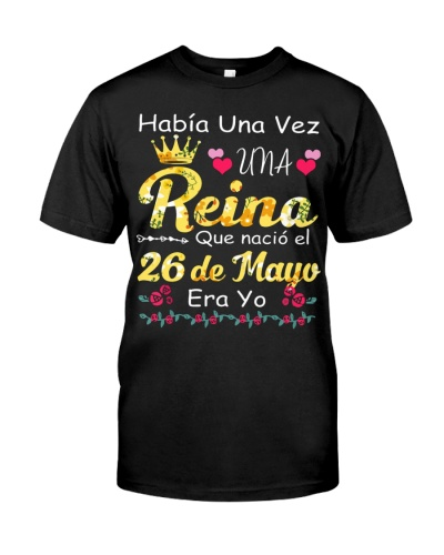 Reina 26 de Mayo