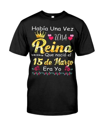 Reina 15 de Marzo