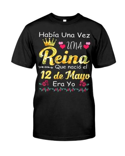 Reina 12 de Mayo