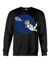 Space Otter T Shirt Crewneck Sweatshirt thumbnail