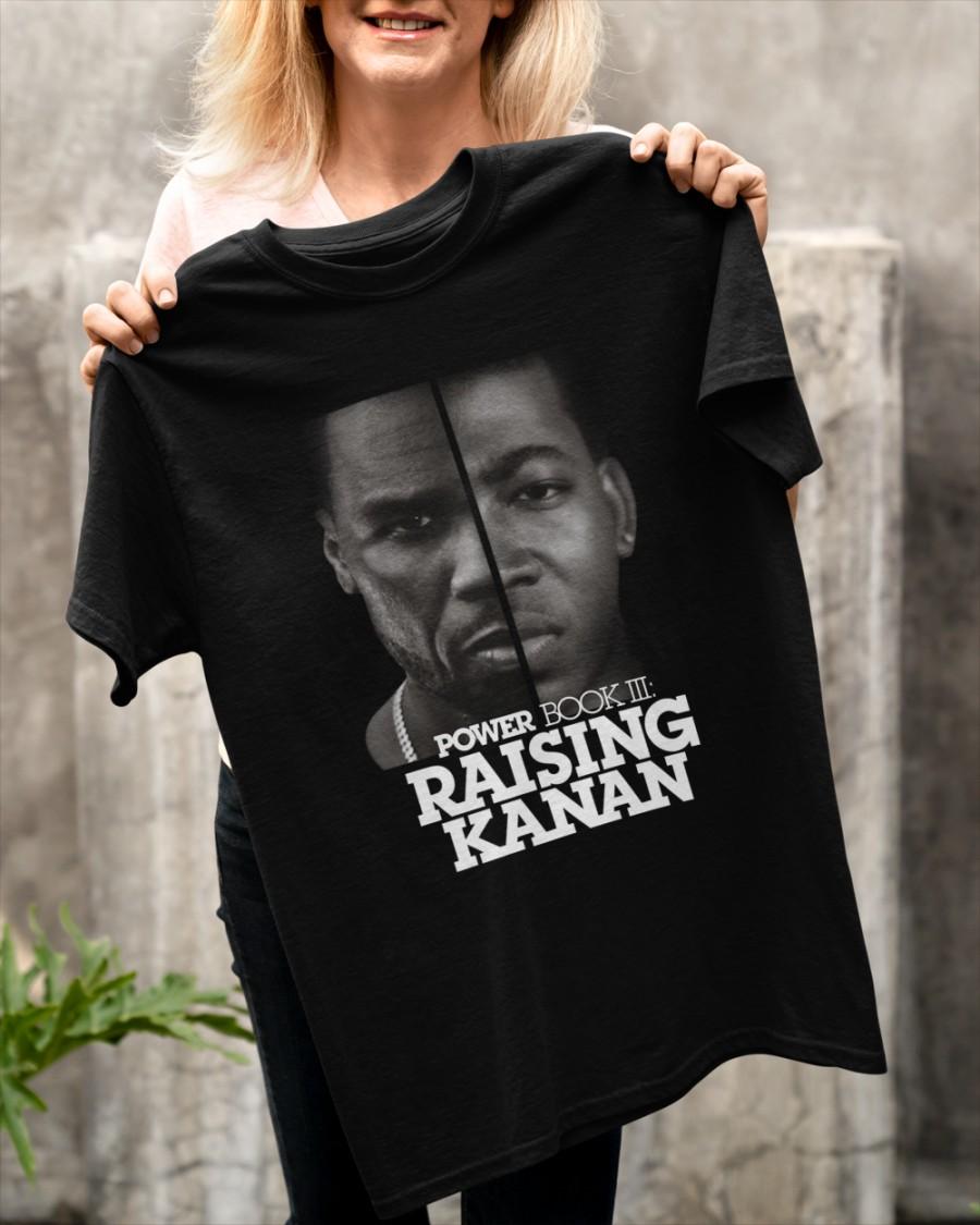 50cent Raising Kanan Face Off T Shirts